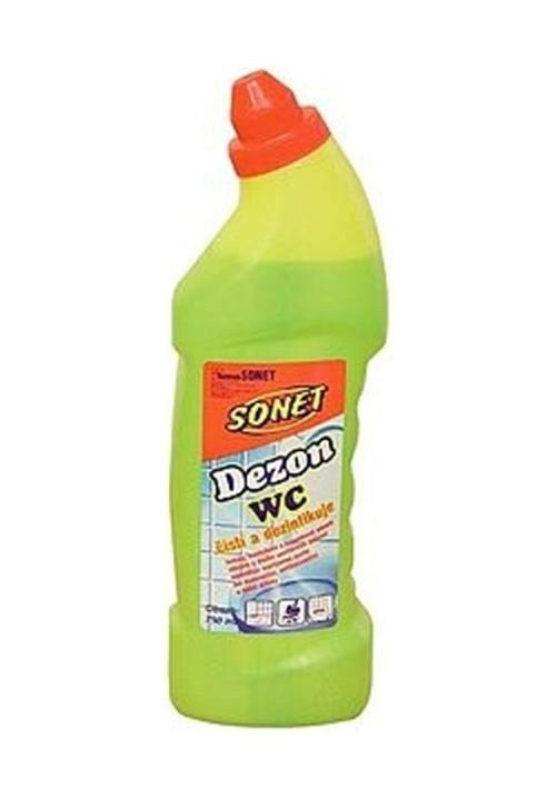 Sonet WC Dezon 750ml