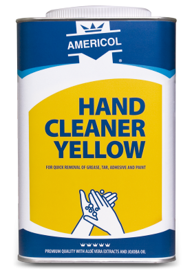 Mycí pasta Hand Cleaner Yellow Americol 4,5l